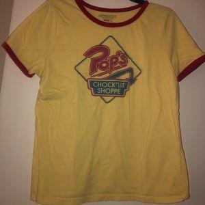 Yellow Riverdale Shirt